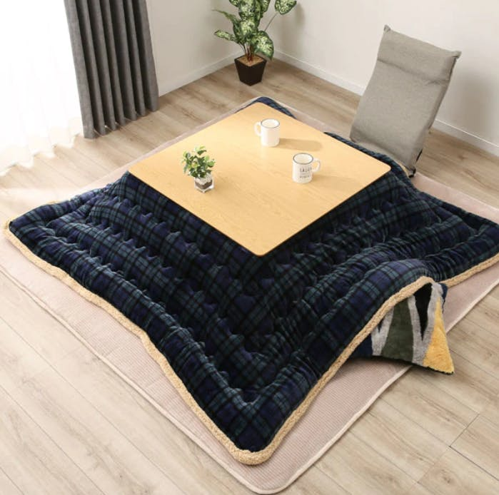 Luxury Kotatsu Patchwork Blanket/Table Cover