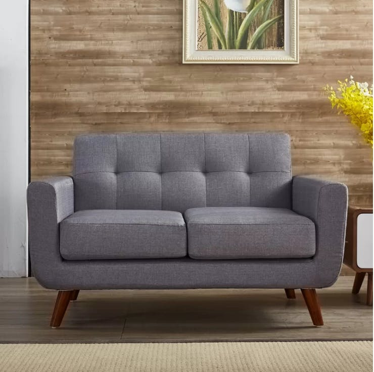 Rumsey Loveseat for Small Apartment