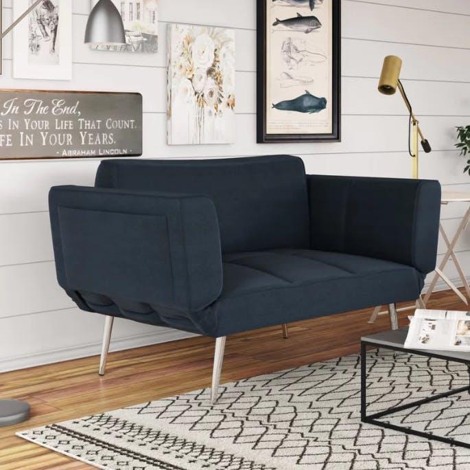 small, sofa