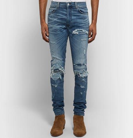 Super Repair Jeans