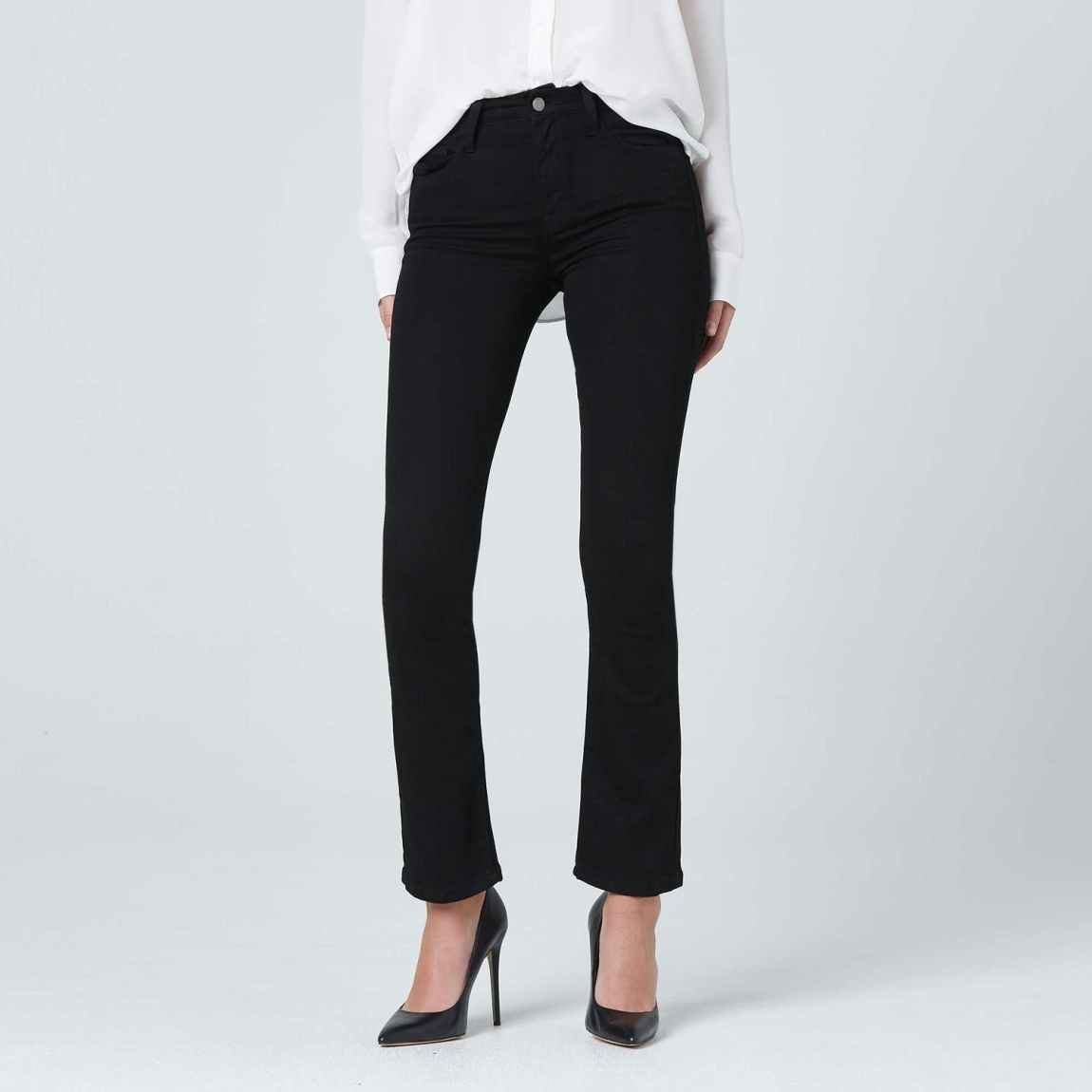 dstld, dstld jeans, skinny jeans, bootcut jeans, skinny bootcut jeans, black jeans, stretch denim, kick flare, cropped boot