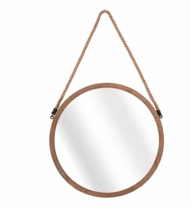 Hanging Modern Mirror