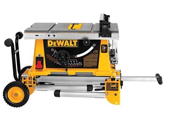 DEWALT DW744XRS & DW744X TABLE SAW