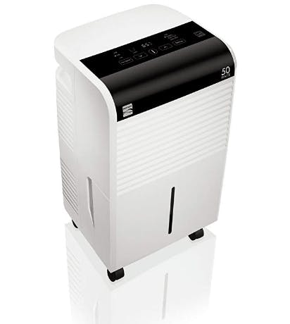 Kenmore 55550 Dehumidifier, Energy Star - 50 Pint in White