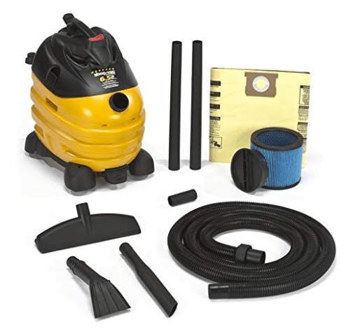 Right Stuff Wet/Dry Vacuum