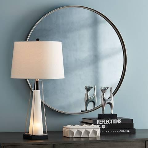 Sierra Antiqued Mirror