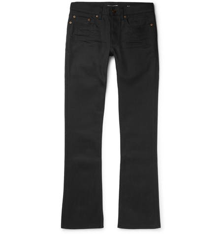 Slim Fit Flared Jeans