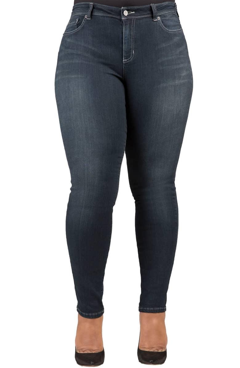 Maya' Stretch Skinny Jeans