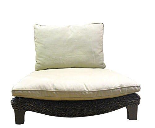 Seagrass Meditation Chair