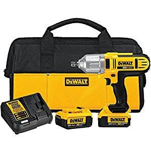 High Torque Cordless Impact Wrench