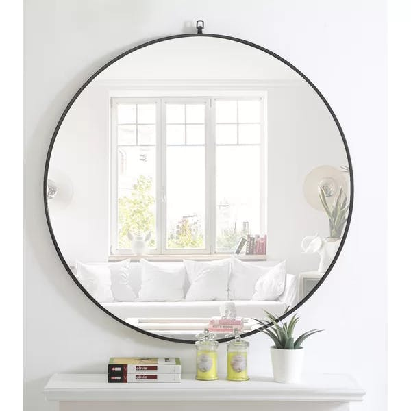 Yedinak accent mirror
