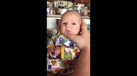 newsflare baby prefers mum