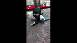 newsflare brutal street fight