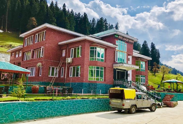 Hotel Glacier Heights Ganderbal Republic Of India