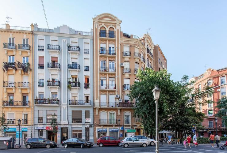 Valencia Flat Rental City Center Ruzafa Centelles