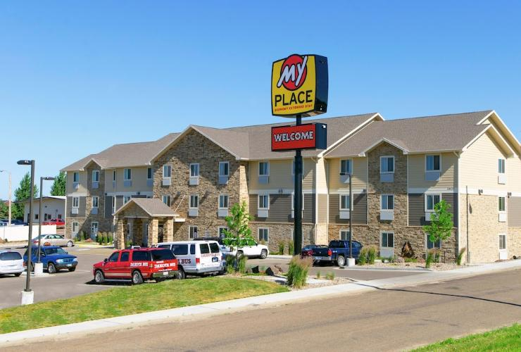 My Place Hotel Dickinson Nd Stark County United States Of