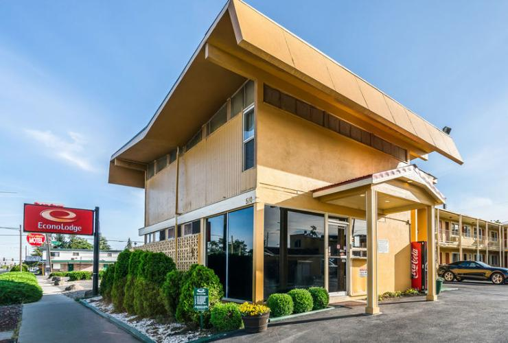 Rodeway Inn Suites Yakima County United States Of America