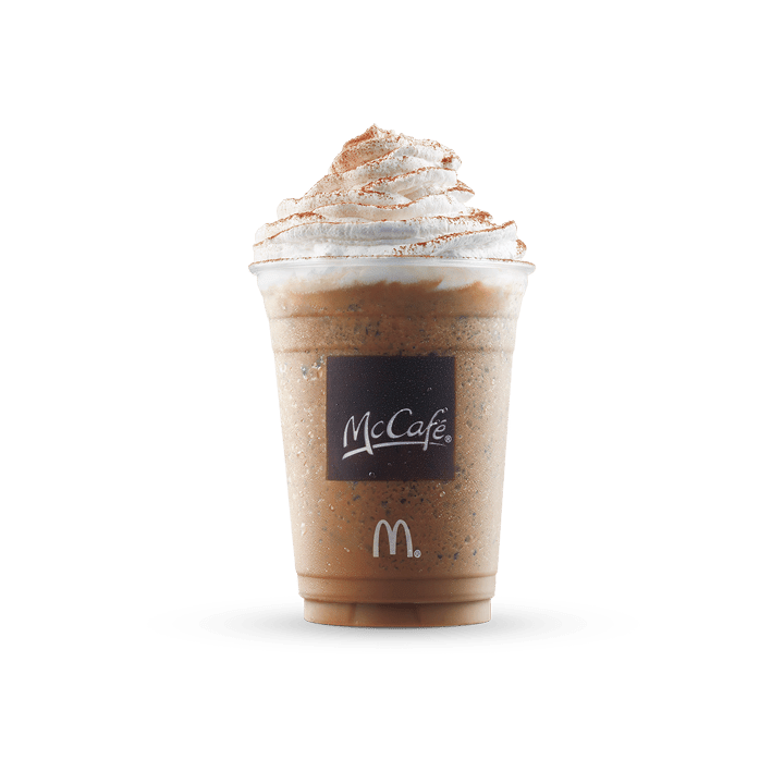 Image Result For How Many Calories In A Large Iced Coffee From Mcdonalds