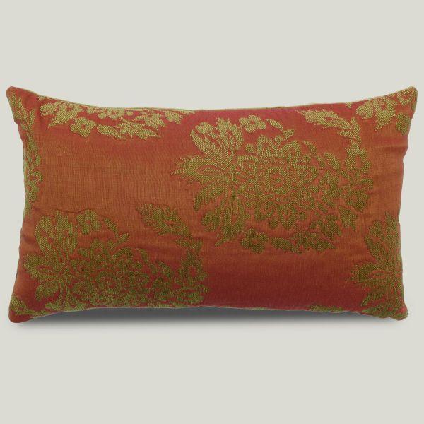 Orange Decorative Throw Pillows