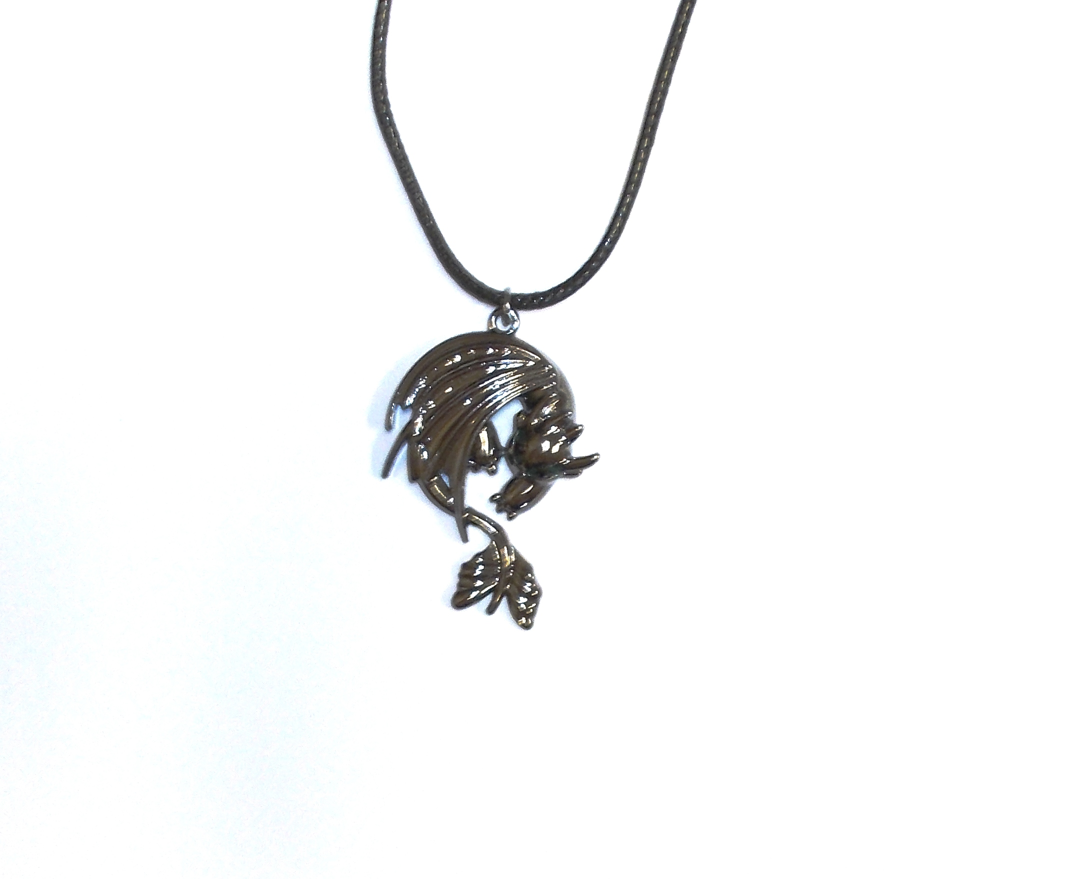Toothless How To Train Your Dragon Necklace Small
