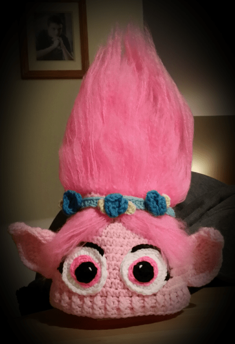 Crazy Hair Crochet Hat  JATDESIGNS  Online Store Powered