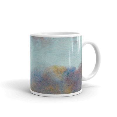 Milky way mug