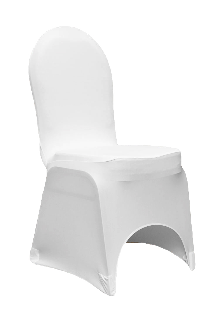 stretch chair covers wicker patio lounge chairs spandex banquet white x 100 on storenvy