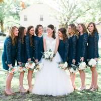 Short bridesmaid dresses,Dark green bridesmaid dress,full ...