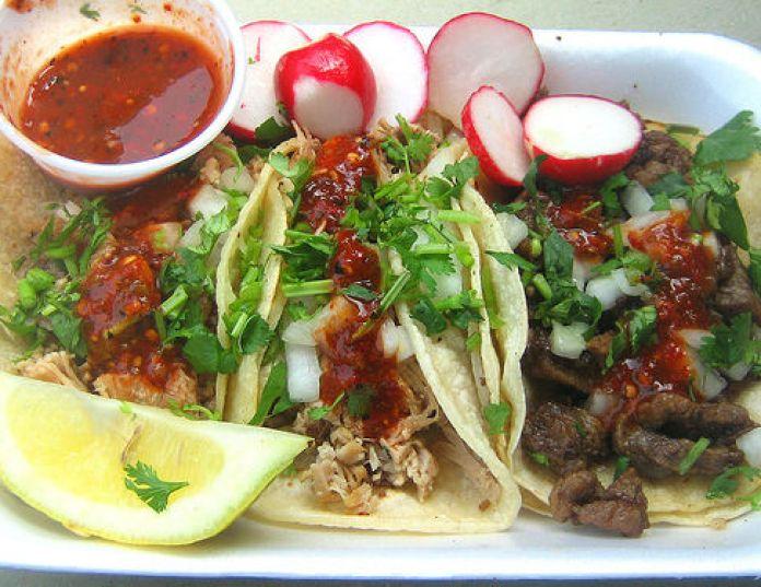 Receta Tacos de carnitas light | CyC