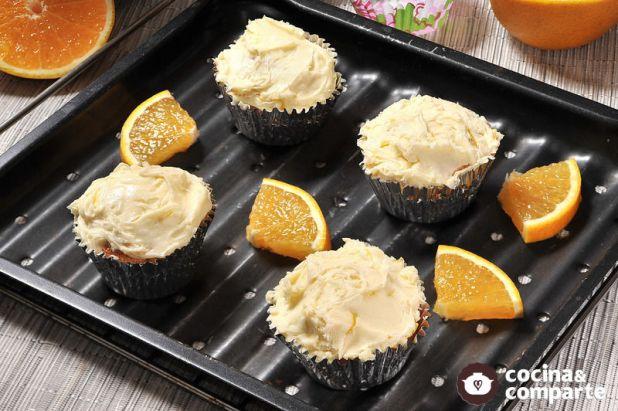 Resultado de imagen para Muffins de naranja nuevo leon
