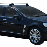 Holden Commodore VE/VF Sedan 08/06on Whispbar Roof Racks ...