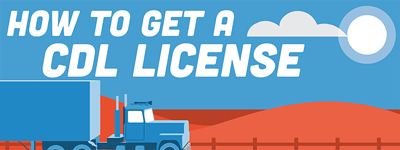 CDL License Graphic