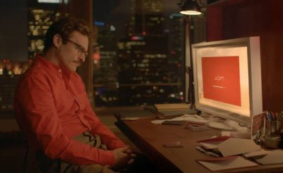 Joaquin Phoenix fell in love with an operating system in Her