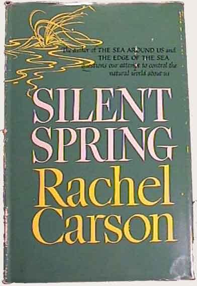 Silent Spring by Rachel Carson - Image via Wikipedia