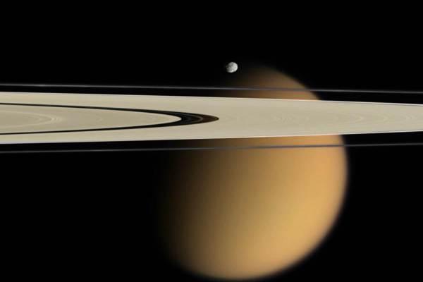 Cassini Gears Final Fiery Plunge Saturn' Atmosphere Scientist
