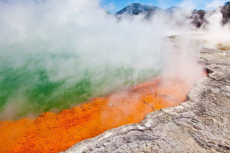 Methane mixing with other gases might hint at alien life