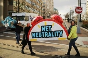 net neutrality protest