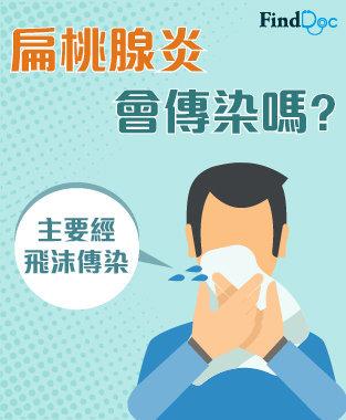 扁桃腺發炎和喉嚨發炎有何分別?扁桃腺炎3治療方法6護理貼士