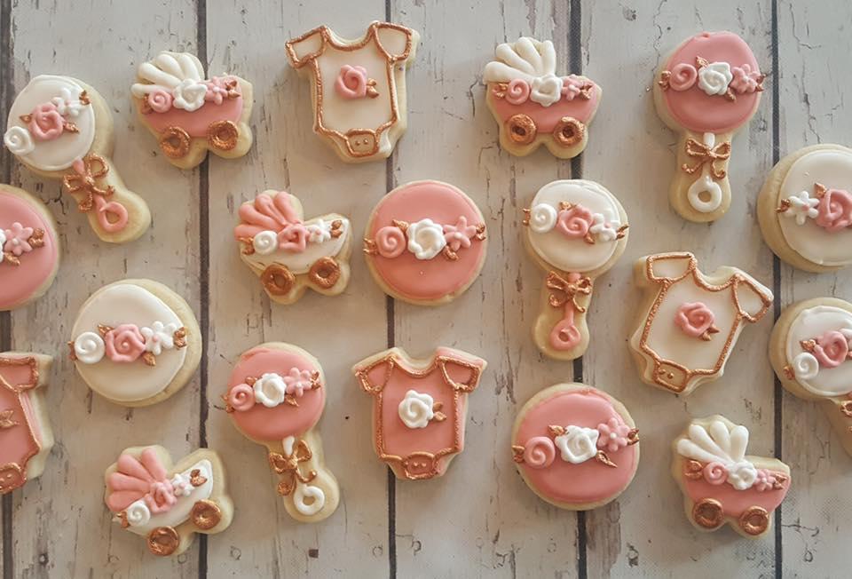 Fiesta Unicorn Cakes