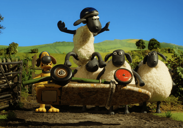 Series 3 And 4 Clips Now Available Shaun The Sheep