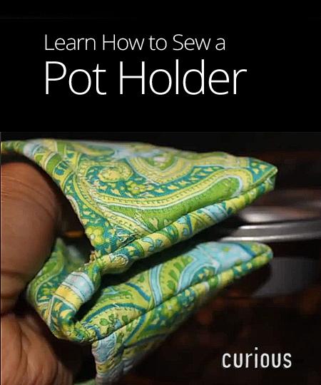 How to Make a Pot Holder  Curiouscom