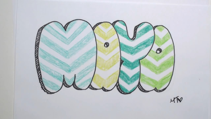 How to Draw Bubble Letters  Curiouscom
