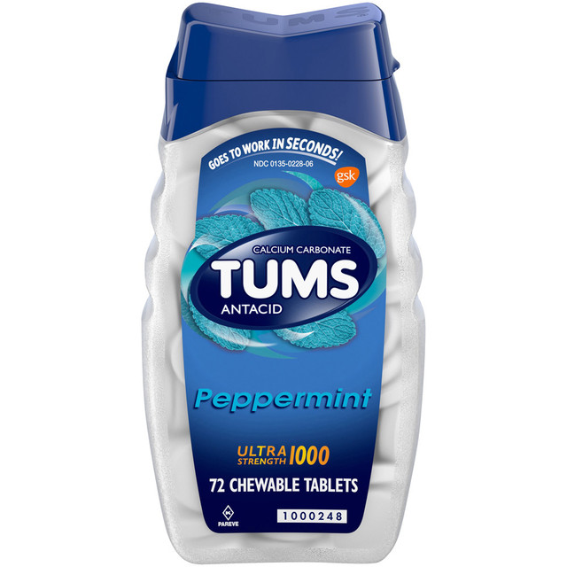 TUMS® Ultra 1000 Antacid Tablets | Health & Beauty | My ...
