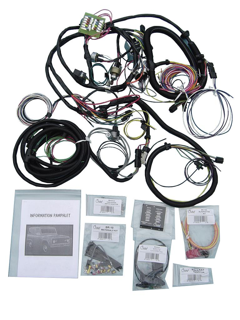 medium resolution of electrical early ford bronco parts 1966 77 toms bronco parts electrical