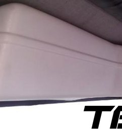 wiper cover for tbp soft top white w mounting brackets [ 1440 x 810 Pixel ]
