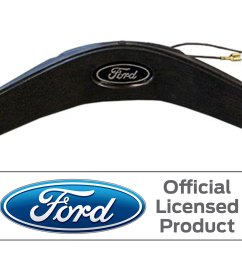 horn pad for 74 77 ford bronco steering wheel black finish [ 2611 x 1469 Pixel ]