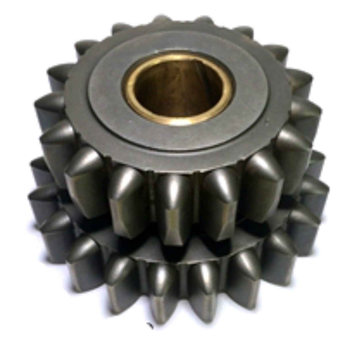 hight resolution of np435 reverse idler gear bushing type 21 tooth