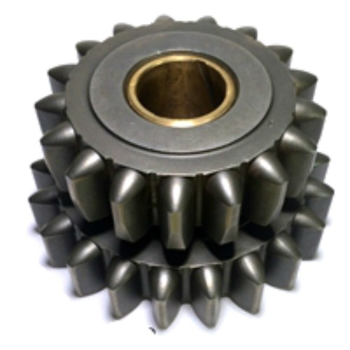 small resolution of np435 reverse idler gear bushing type 21 tooth
