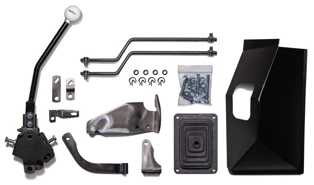 medium resolution of hurst floor shift kit manual 3 speed v8