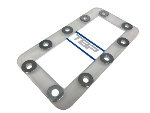 small resolution of dana 20 transfer case clear inspection cover new